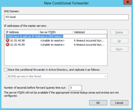 new-conditional-forwarder