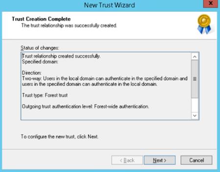 trust-creation-complete